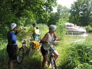 cycle holiday with bike planet