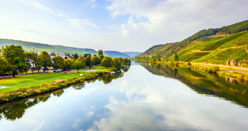 BIKE and BARGE Tour Germany, Luxembourg, France starting in COCHEM