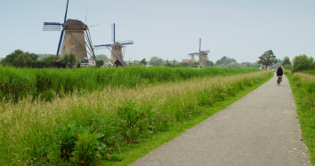 Amsterdam to Bruges in 12 days
