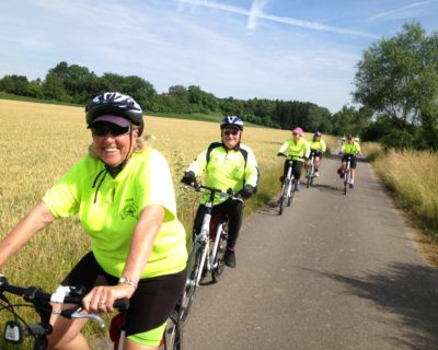 Guided cycle tours europe