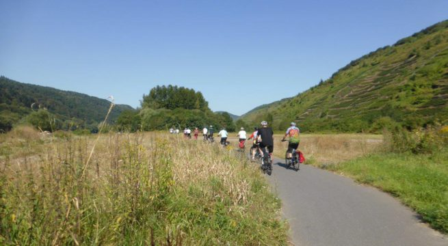 cycling tour company europe