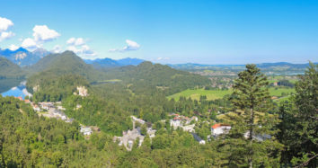 Romantic Road to the Alps        HOTEL TOUR