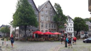 tourist in europe