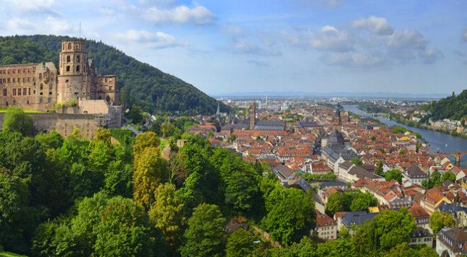 Cycle Vacation Germany