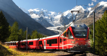 Sankt Moritz to Riva del Garda