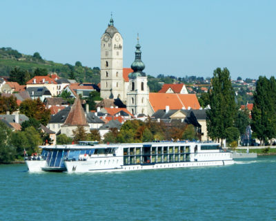 cruise and bike on the danube