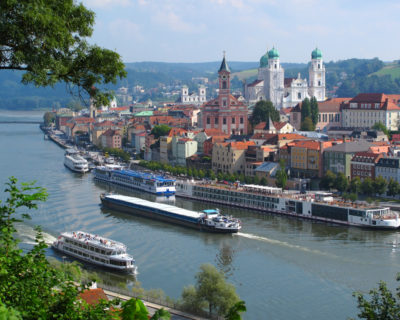 guided cycle tour on Danube 2020