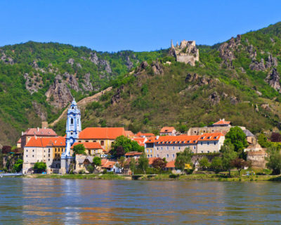 guided cycling danube tour