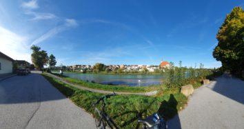 Pre-tour from Salzburg Area (Bad Vigaun) to Passau