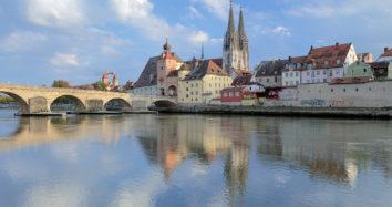 Pre-Tour Regensburg to Passau